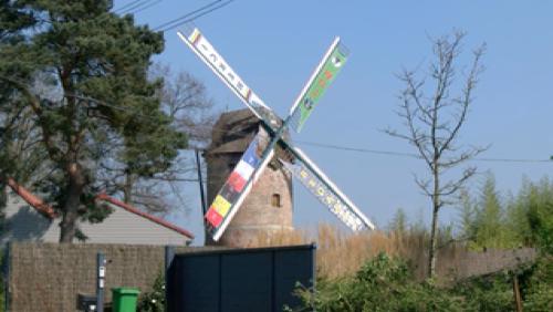 Le moulin de Vertain rend hommage
