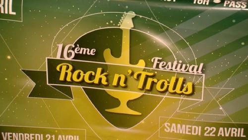 Rock n' troll : toujours plus grand
