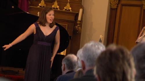 Concert d'Hélène Faux