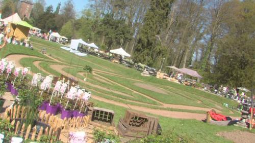 Plusieurs milliers de personnes ont assisté à la Foire de Jardin