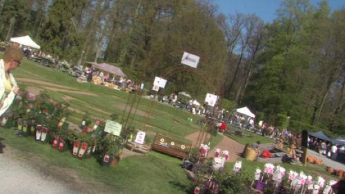 Foire des Jardins à Enghien