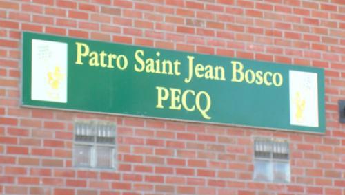 75 ans patro à Pecq