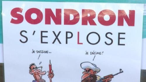 Sondron s'expLose !