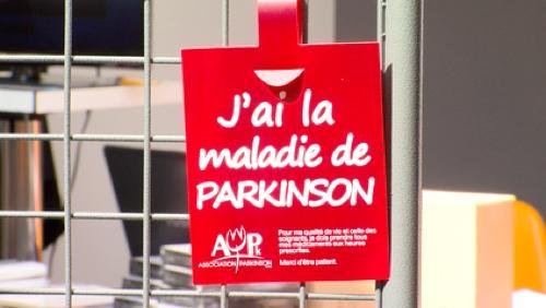 L'association Parkinson de Wapi sensibilise à la maladie au CHM
