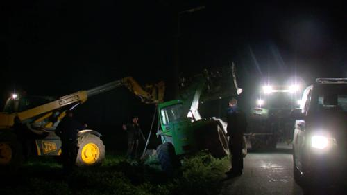 Eric Huart décède dans un tragique accident de tracteur