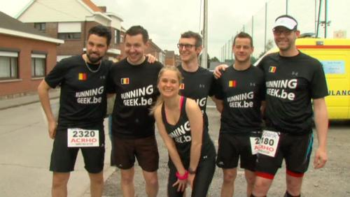 Challenge Acrho : en course avec les Running Geek