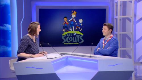Invité : Benoît Grymonprez - 100 ans unité Scout de Mouscron
