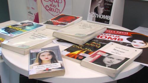 Voici comment Amélie Nothomb a été convaincue de venir à Pecq