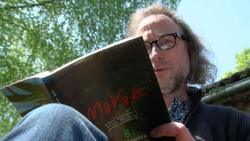 MaYak 8: la révolte joyeuse selon Hugues Robaye