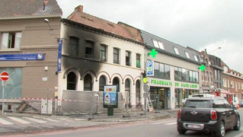 """Incendie mortel : """"Des panneaux pour cacher les travailleurs polonais"""""""