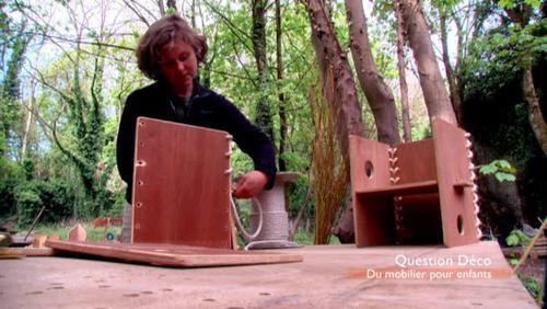 Chloé Schmutz - du mobilier pour enfants