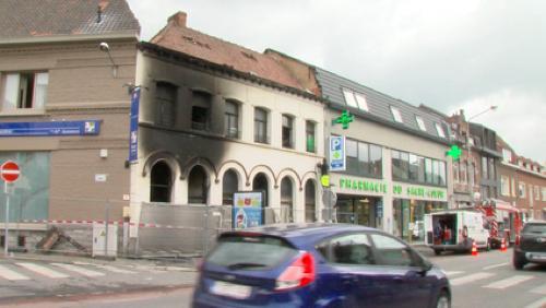 L'immeuble où sont morts les 2 ouvriers polonais n'était pas destiné au logement