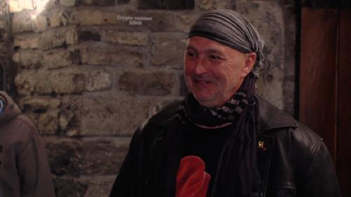 Hommage surprise à Emile Desmedt