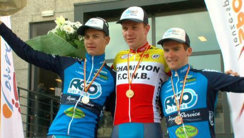 La formation AGO en force au Championnat de Wallonie