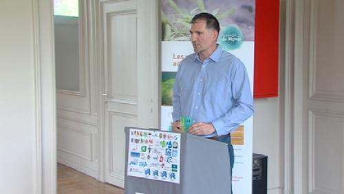 43 partenaires signent le protocole d'accord du contrat rivière Escaut-Lys