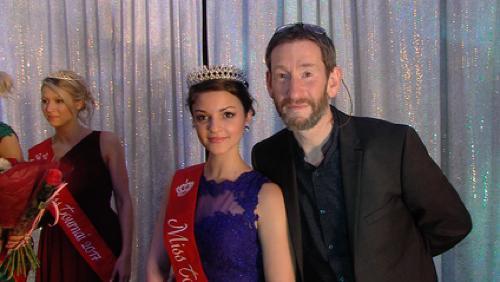 Maud Mesplomb remporte le titre de Miss Tournai 2017