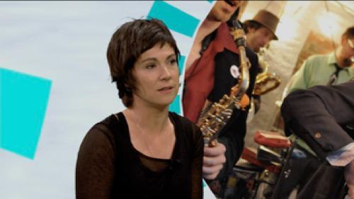 Si On Sortait...faire le grand écart entre l'accordéon et la new-wave?