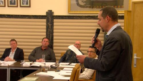 Samuel Batteux interpelle le conseil communal sur la problématique des déchets
