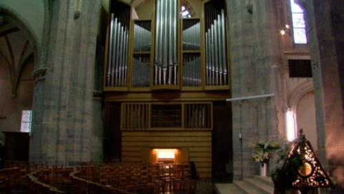 Un nouvel orgue pour l'Eglise Saint-Nicolas