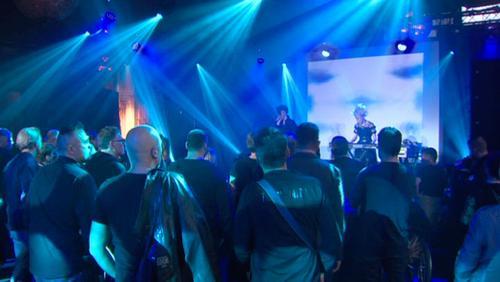 Première édition du Festival New Wave