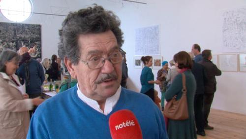 Une exposition rétrospective pour les 80 ans de Charles Prayez