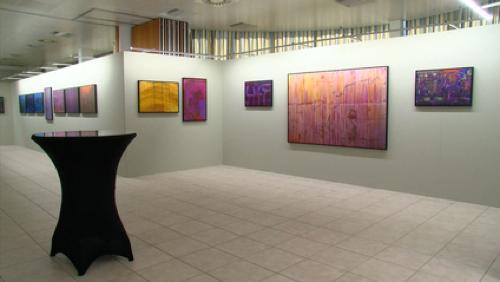 """""""La Centrale"""": la dernière expo de Marnix Verstraeten ou """"MIX"""""""