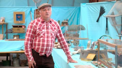 La pêche d'autrefois s'expose au musée de la vie rurale