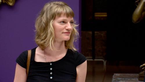 Hélène Pettite remporte le Prix Artistique de la Ville de Tournai