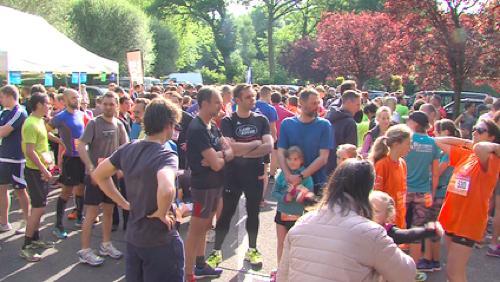 Une course pour la vie et contre le cancer