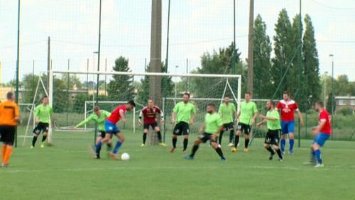 Barrages provinciale 2: RUS Herseaux - FC Thulin