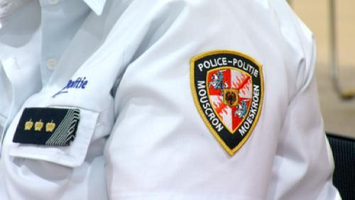 Pénurie d'effectifs policiers à Mouscron