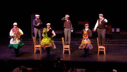 Le folklore hongrois à l'honneur