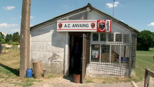 De nouvelles installations pour l'AC Anvaing