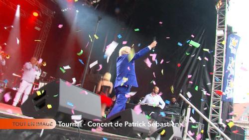 Concert de Patrick Sébastien