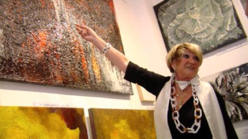 Chantal Morel ouvre sa galerie à Tournai