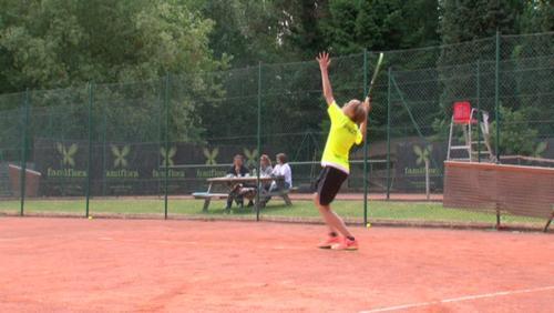 Le Tennis Union Mouscron sacré chez les jeunes.