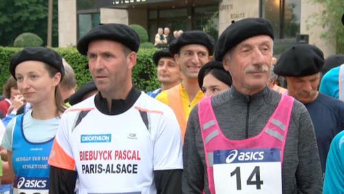 Retour sur Paris-Alsace avec Pascal Biebuyck et Daniel Vandendaul