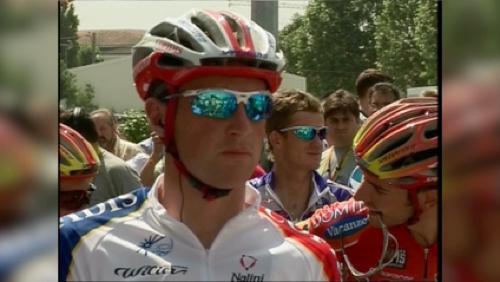 En 2005, Thierry Marichal terminait son 5ème et dernier Tour de France