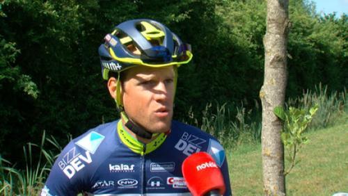 Thomas Degand découvrira le Tour de France