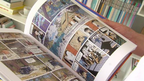 Le scénariste de BD frasnois Rudi Miel signe le premier tome de Libertalia chez Casterman