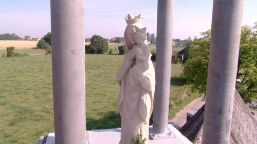 Un nouveau clocheton pour Notre Dame consolatrice des affligés