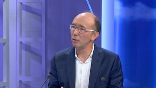 Crise cdH - PS : analyse avec Rudy Demotte