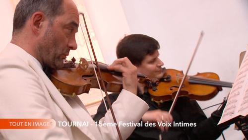 15ème Festival des Voix Intimes