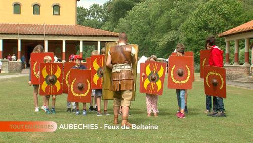 Aubechies - Feux de Beltaine