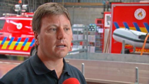 Olivier Lowagie réagit suite à l'incendie de Lanquesaint