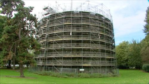 Tournai reprend la Tour Henri VIII