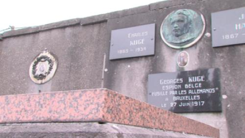 Il y a 100 ans tombait Georges Kugé....