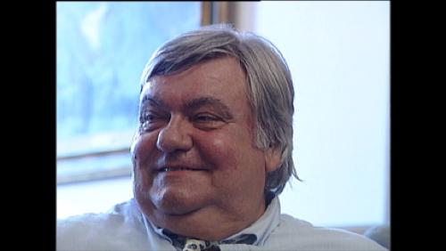 En 2001, Louis Nicollin était de passage à Tournai