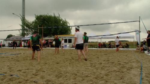 La dernière pour les Summer Beach Games de Leuze