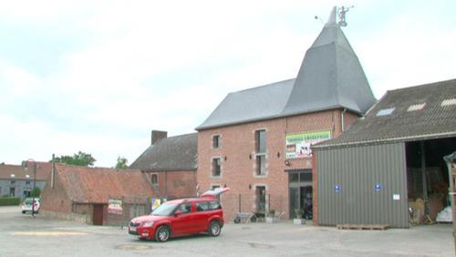 Restauration de l'ancienne brasserie Quiévy